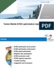 Yemen Mobile EVDO Optimization Report-8-28
