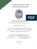 Informe Final Investigacion 2010 Dr. Taranco