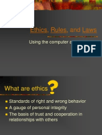 Ethics PowerPoint