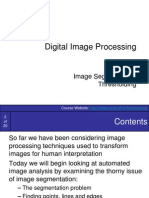 ImageProcessing9-Segmentation(PointsLinesEdges)