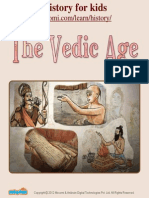 The Vedic Age in India - History – Mocomi.com