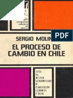 El Proceso de Cambio en Chile