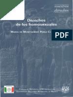 Derechos de Los Homosexuales - María Pérez Contreras