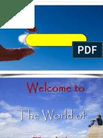 The World of English - Presentation