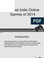 10 Best Indie Online Games of 2014