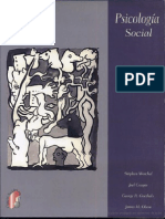 Psicologia Social Escrito Por Stephen Worchel-Joel Cooper