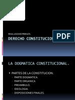 Derecho Constitucional II. Dogmatica Constitucional[1]