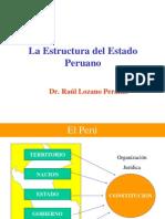 Estructura Del Estado Peruano.[1]