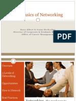 Grad Networking Presentation WI 09