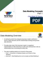 BTS(FS-TMT) DWH - UCF 1.1 Data Modeling Concepts v1.0 - Part 1