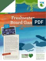 Freshwater Board Game