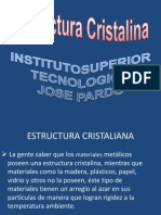 Estyructura Cristalina - Copia