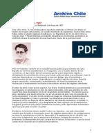Andreu Nin - Primero de Mayo de 1937