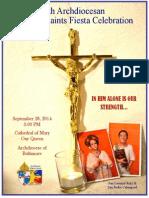 Fsfc 2014 Souvenir Program Final