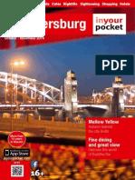 St. Petersburg In Your Pocket Oct/Nov 2014