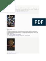 Lista Filme Animatii