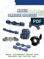 AxleTech Capability
