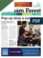 LBWF Newsletter 22nd September 2014
