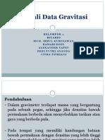 Grafity Data Correction
