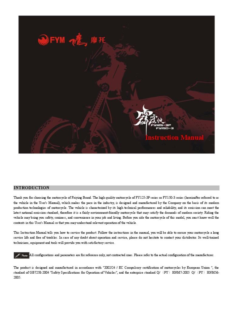 sachs express 150 user manual piston tire rh scribd com Fym ATV Parts Fym ATV Parts