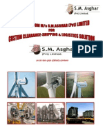 S.M.Asghar (Pvt) Limited Profile & Introduction for Link-19th December  2014