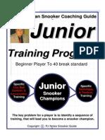 Snooker Junior