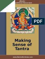 Making Sense of Tantra