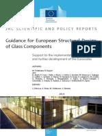 Guidance for European Structural Design of Glass Components703795.Lbna26439enn