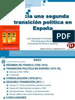 Hacia Una Segunda Transición Política en España