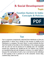 23(a) Taxation System in India-Concepts and Policies_0