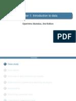 Coursera Statistics
