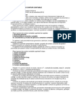 Planul General de Conturi Contabile (Monitorul Oficial Nr. 233-237 Din 22 Octombrie 2013)