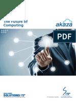 Akaza Cloud Service