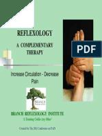 B Brower-Reflexology