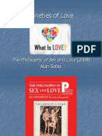 3 - Varieties of Love (Soble)