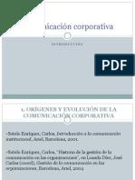 Tema 1 Comunicacion Corporativa