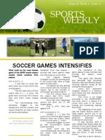 soccer newsletter issue 4