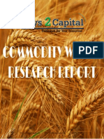 Commodity Report by Ways2Capital 23 Sep 2014