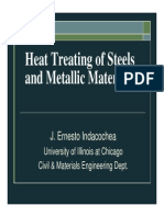 Heat Treatment of Steels and Metallic Materials[1]