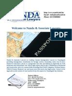 Nanda & Associates Lawyer | Immigration Lawyers in Ludhiana