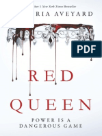 Red Queen by Victoria Aveyard Extract