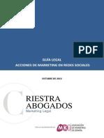 Redes Sociales - Riestra Abogados