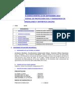 Informe Diario Onemi Magallanes 23.09.2014