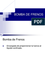 Frenos (Bomba)