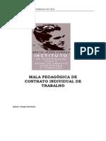 Manual IBJC Contrato Individual de TRabalho
