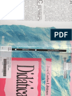 Cap 3 e 4 Livro Didatica