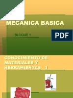 Mecanica Basica 1