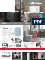 bathstore September Trends Leaflet