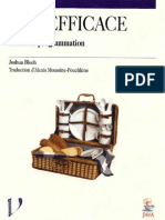 Java Efficace - Guide de Programmation
