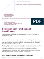 Substation Main Functions and Classification _ EEP